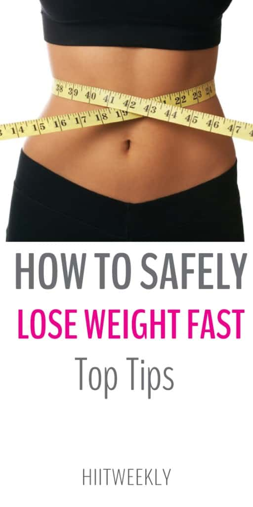Losing weight can be so hard. Find out how you can lose weight fast and keep it off for good with our top weight loss tips.