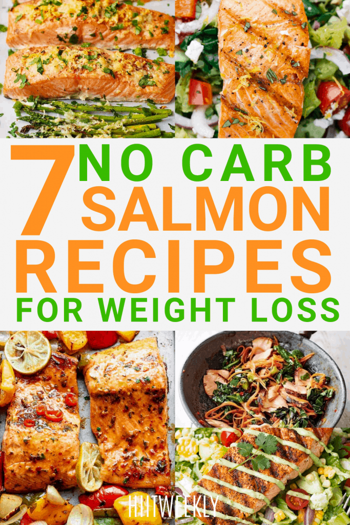 Going Keto or carb free? Then try these 7 no carb healthy Salmon recipes for faster weight loss.