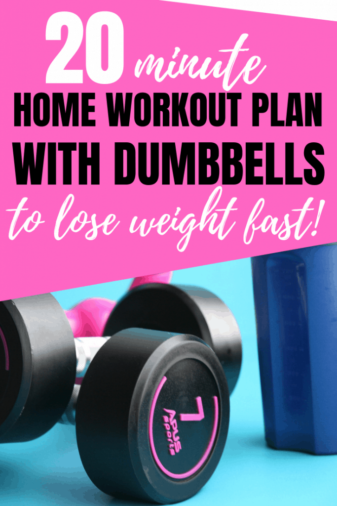 get that body you want with our 20 minute dumbell hiit workout that promises fast results. We mix weighted exercises with body weight moves to create a challenging workout you can do at home anytime.