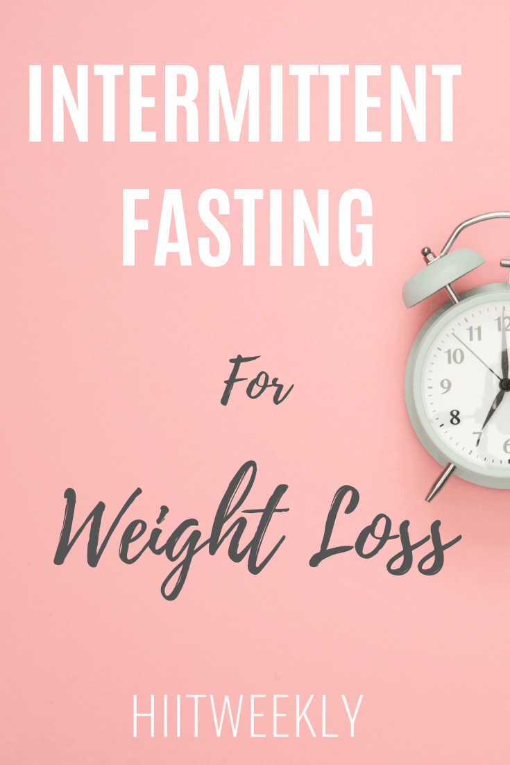 Intermittent Fasting for Weight Loss, is it worth it and will you lose weight. We look into intermittent fasting for weight loss including the benefits and key take home points to help you get started with Intermittent fasting today.