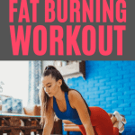 Burn belly fat with this 20-minute belly aft workout that you can do at home with no equipment.