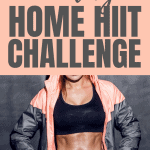 Need a challenge? Try this hard 30 day workout challenge for super fast results. Perfect if you need to get your bikini body ready fast! #workoutchallenge #homehiit