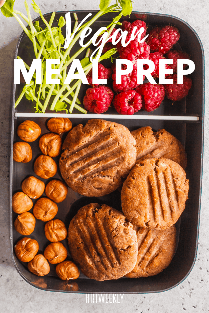 Meal prep gone vegan, here are some tasty and simple vegan meal prep recipes to help you maintain a healthy balanced diet.