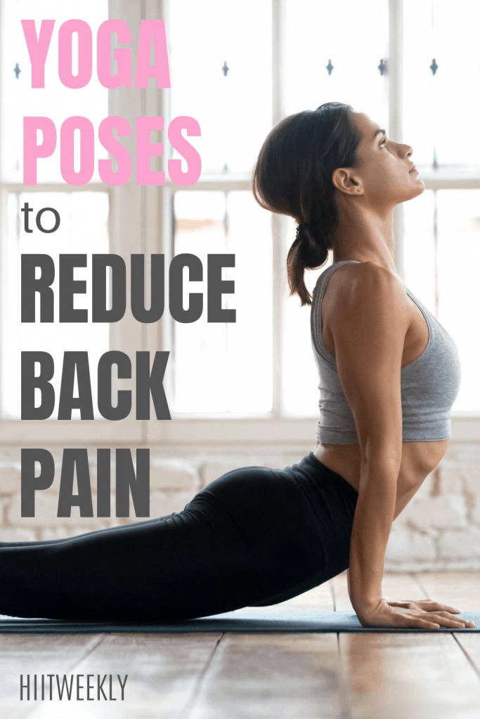 These yoga poses will help you with lower back pain whilst improving your posture. Do them every day for rapid results.