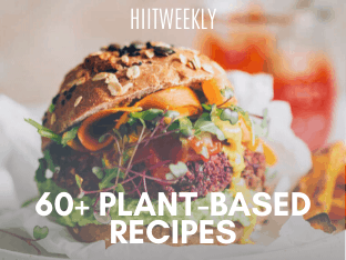 Over 60 plant-based recipes to help you on your new vegan diet plan.